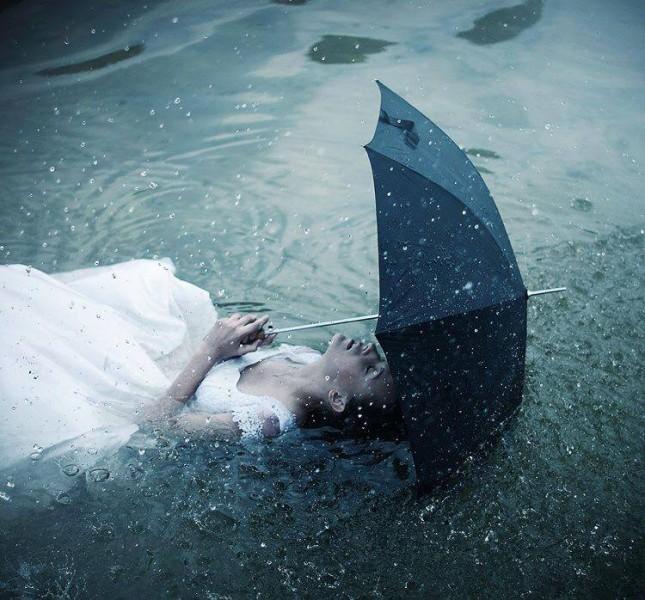rain phobia