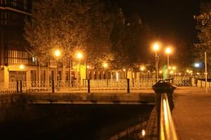 Irun canal
