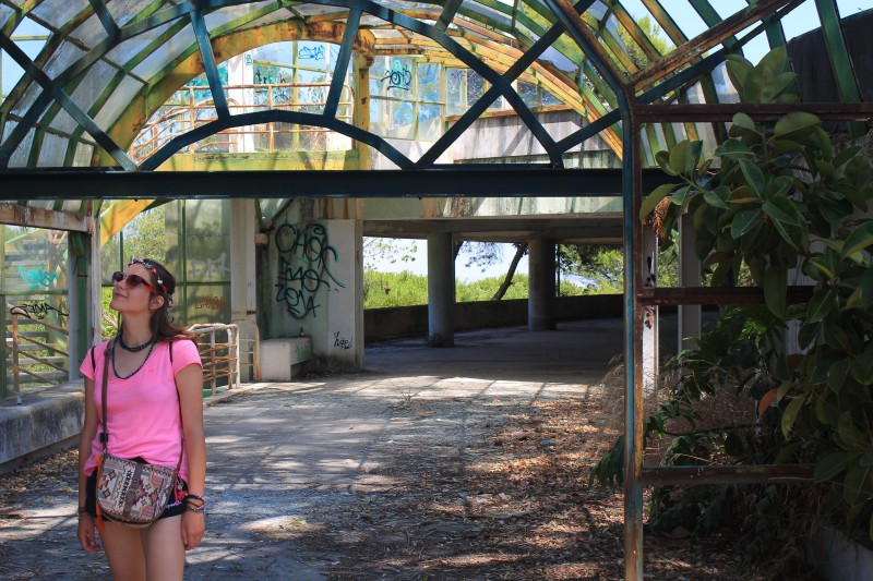 Panoramico entrance
