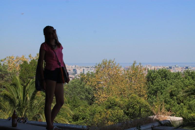 Panoramico terrace portrait