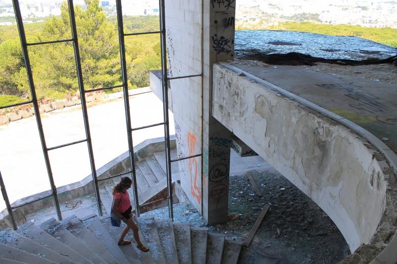 Panoramico stairs