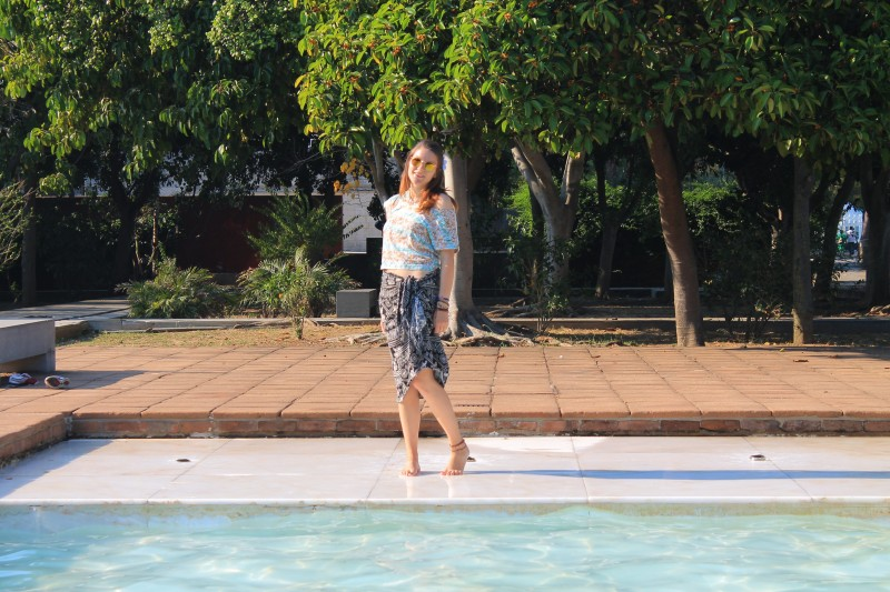 oriente public pool