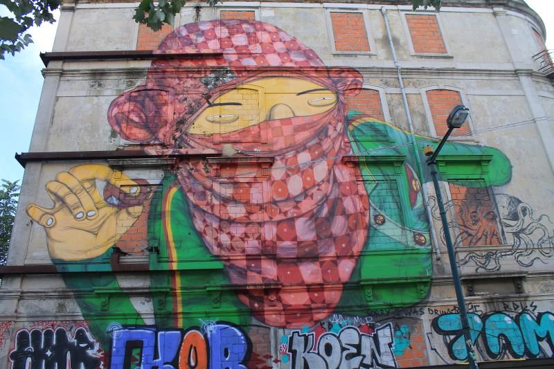picoas graffiti bandito
