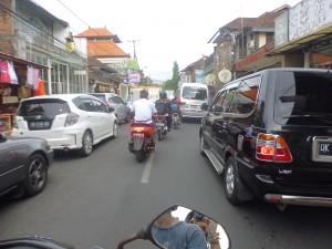 kuta traffic