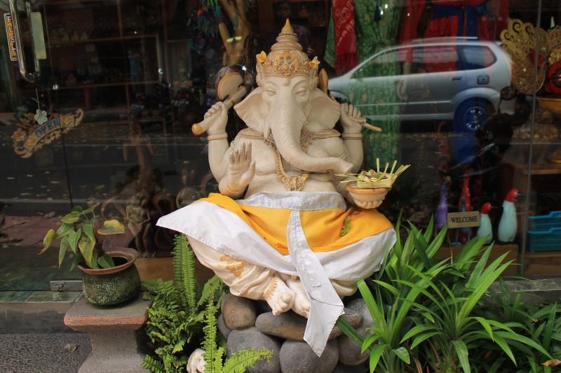 Elephant God Ganesh