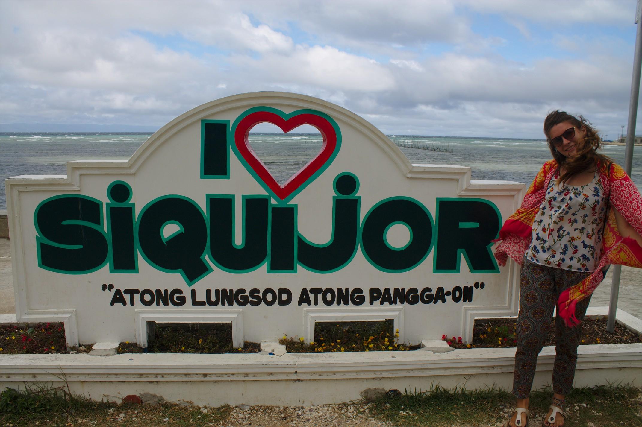 I Love Siquijor