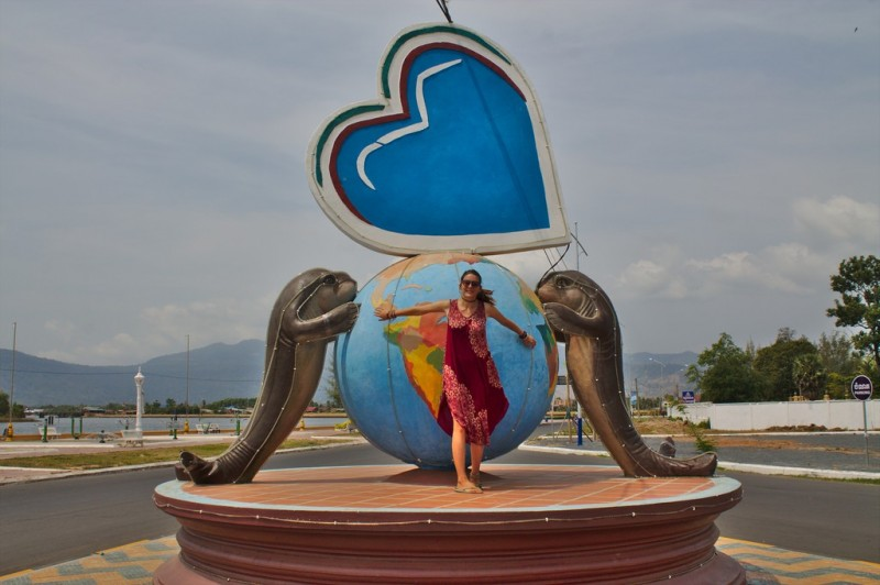 Kampot globe