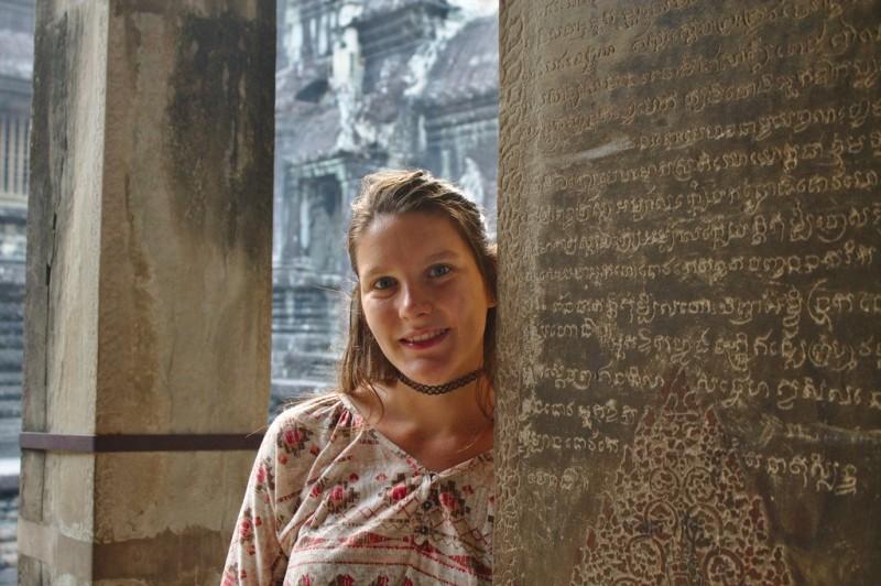 Texts on Angkor Wat
