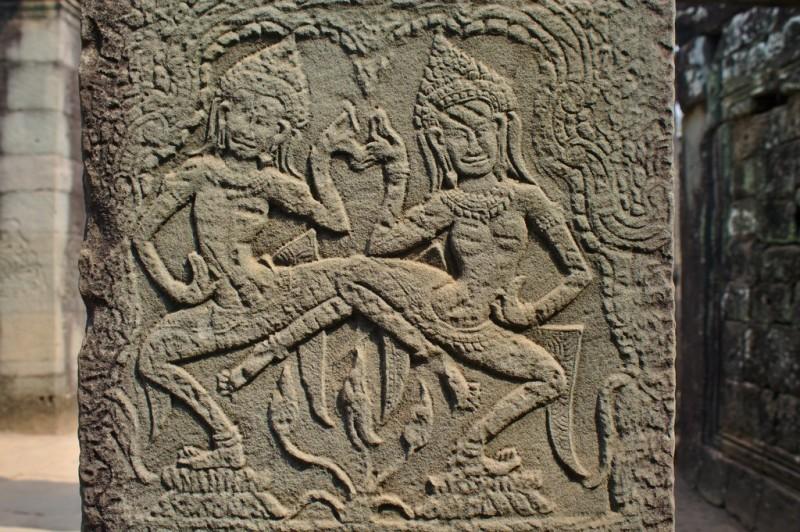 Angkor Wat decoration