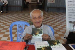 Khmer artist Bou Meng, survivor of the Khmer Rouge genocide