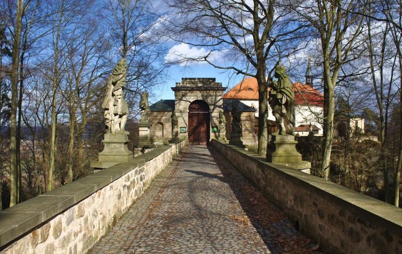 Castle Valdštejn