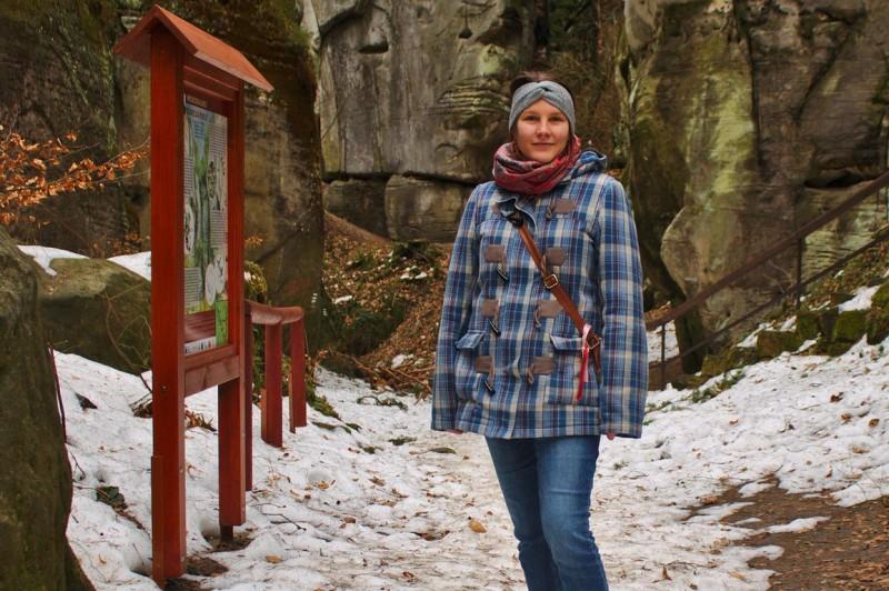 Hrubá Skála Winter Wonderland