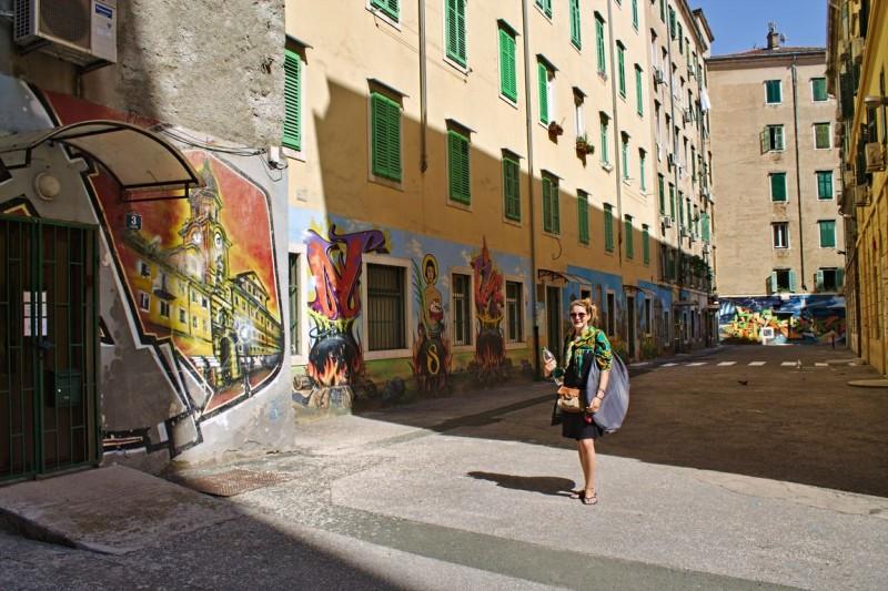 Rijeka street art