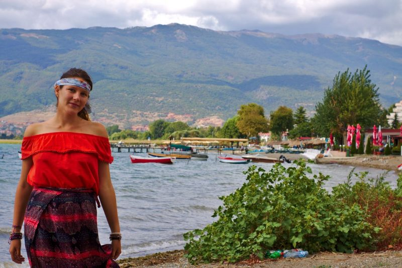 Macedonia, Struga, Lake Ohrid