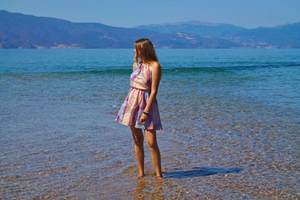 Macedonia, Sveti Naum, Lake Ohrid