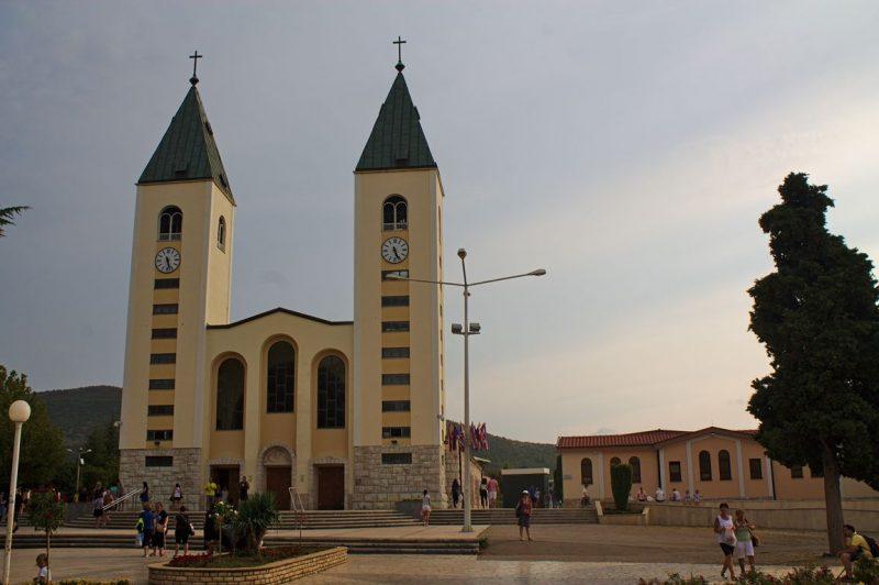Međugorje, monastery
