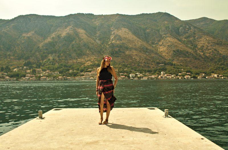 Montenegro, Kotor, bay