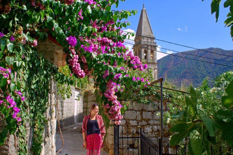 Montenegro, Perast, church chapel