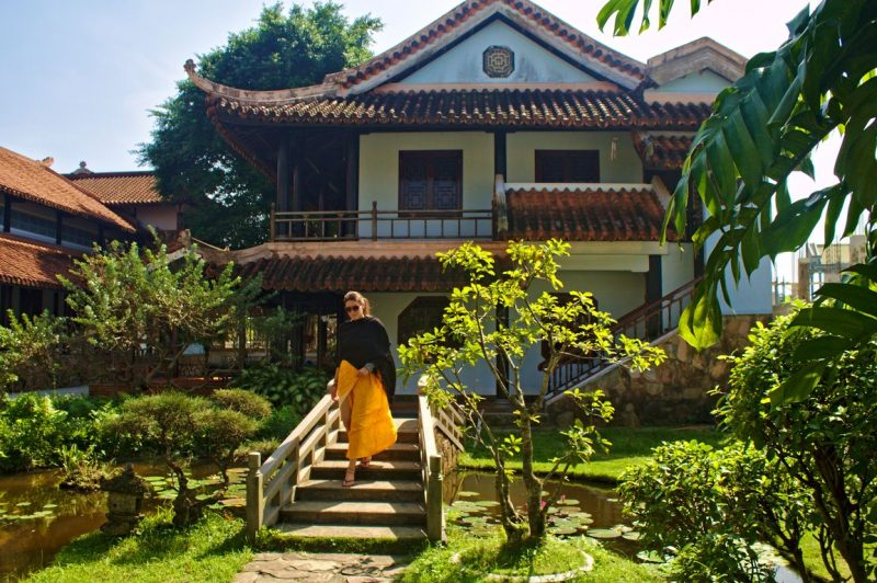 Huyền Không-tempel, Huế