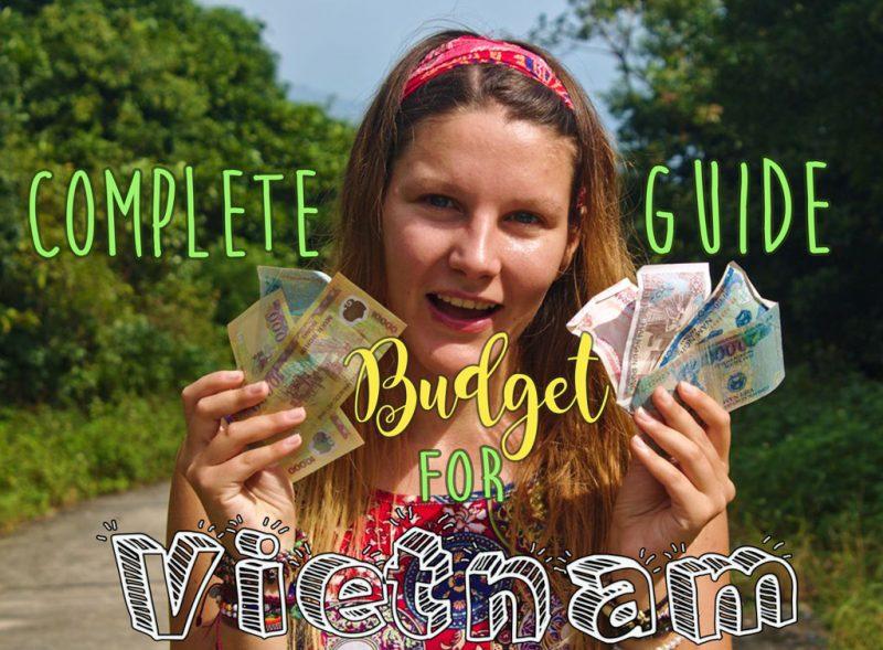 Vietnam budgetgids
