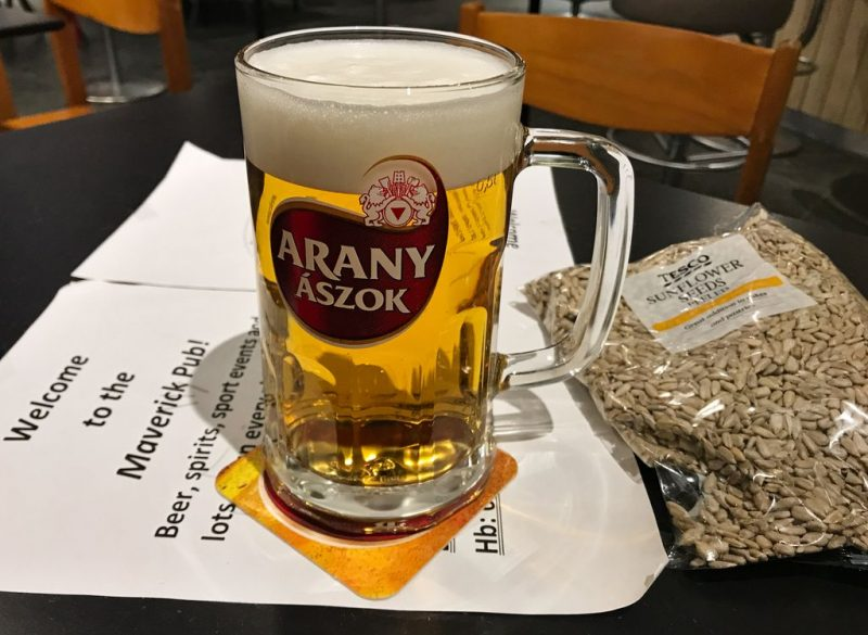 Hungarian beer, Aszok, Budapest