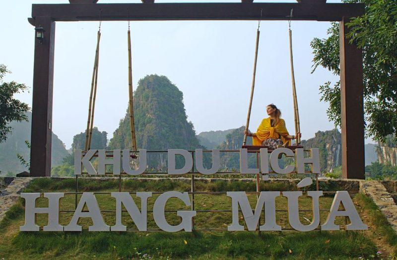 Hang Múa swings