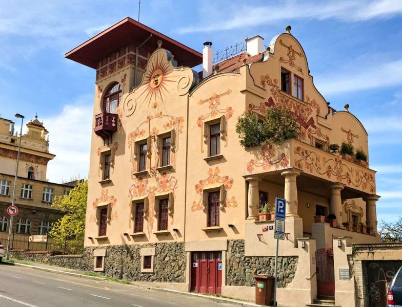 Villa Helenka, Prague