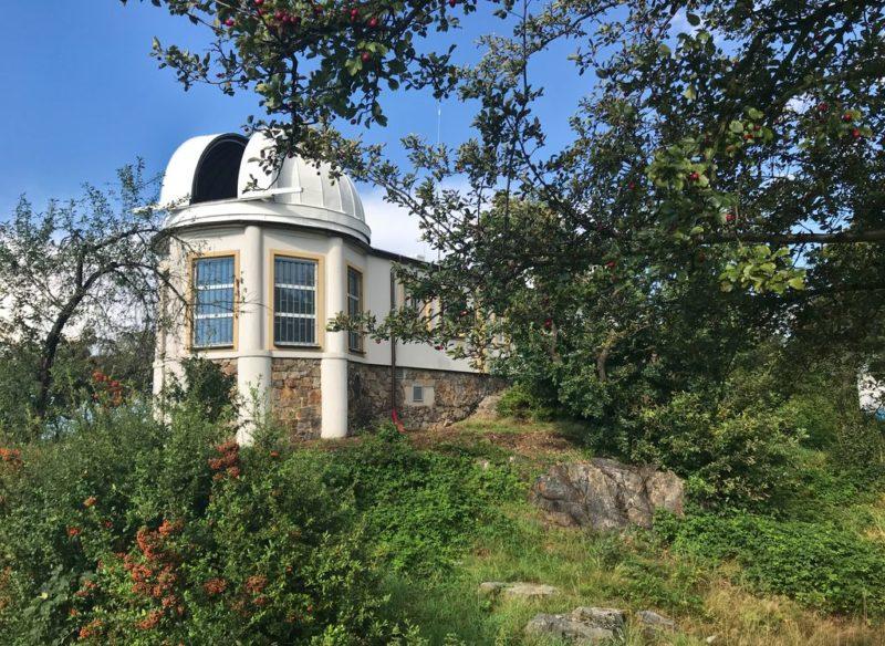 Ďáblice Observatory, Prague