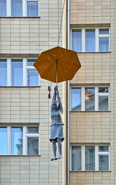 Slight Uncertainty, Michal Trpák. Prague