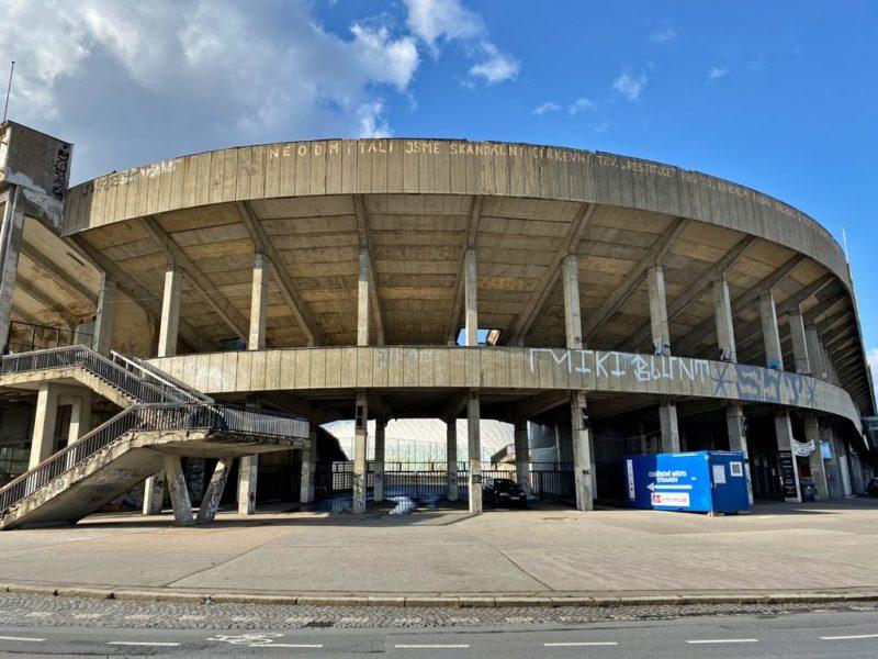 Stadium Strahov, Prague