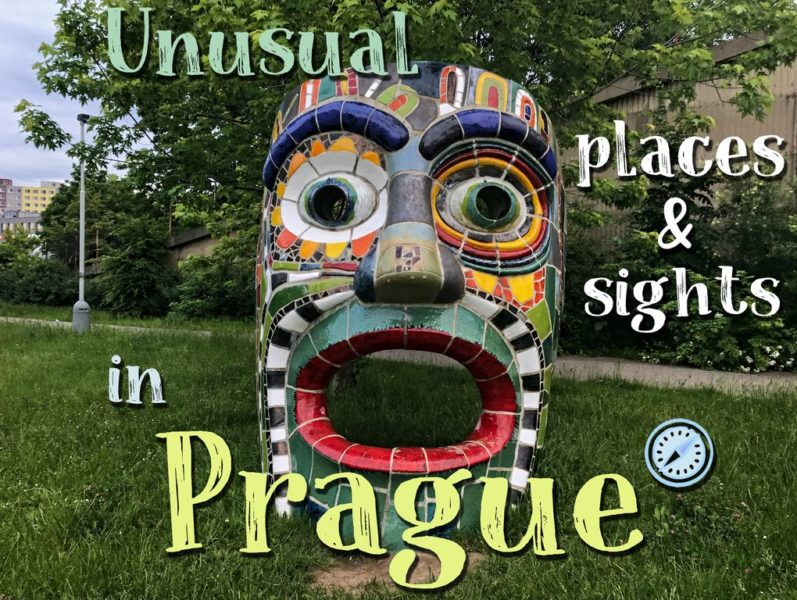 Unusual places and sights in Prague